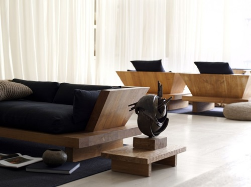 Find Relaxation in Your Living Room with minimalism in 8 Steps