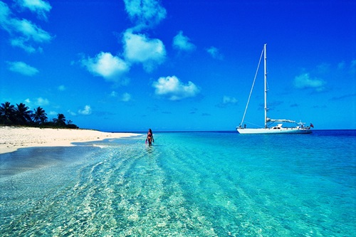 Five Places You Must Visit in the US  United States Virgin Islands