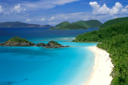 Five Places You Must Visit in the US  United States Virgin Islands 6