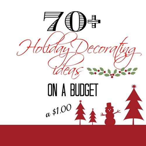 Holiday Ideas on Budget