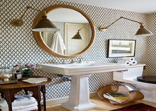 How to Have a Simple Bathroom Interior Design