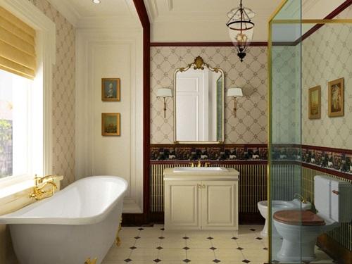 Ideal Small Bathroom Interior Designs 8