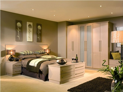 Interior Design Ideas for asmall bedroom