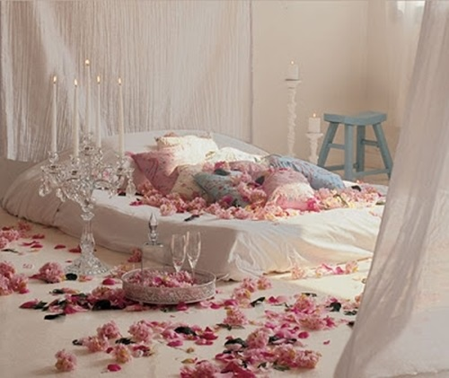 Making your bedroom romantic is not a wonder anymore