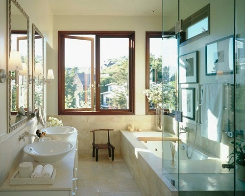 Modern Vs Traditional Styles of Bathroom Design
