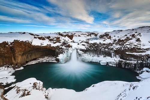 The Breathtaking Landscape of Iceland