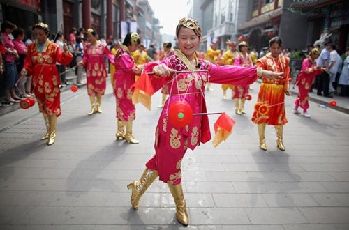 The Chinese Cultural Heritage