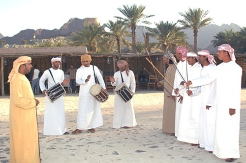 The Culture and Traditions of Dubai
