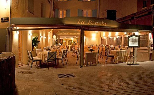The Finest Restaurants in St Tropez