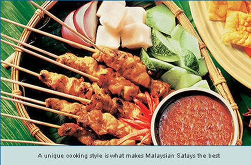 Photo of Delicious Dishes from the Malaysian Cuisine