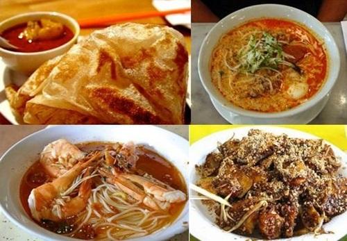The Malaysian Cuisine
