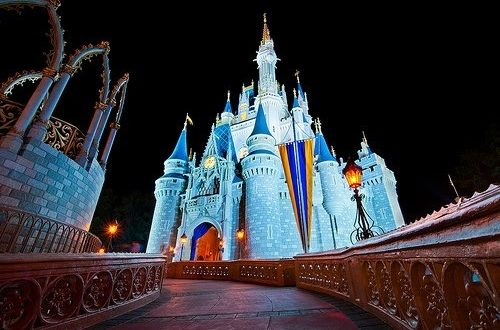 The Secrets of the Disney World