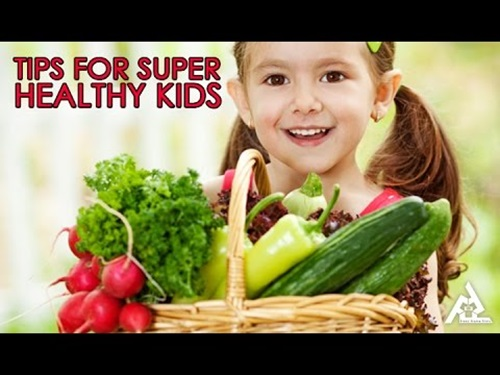 Top 8 Advices to Encourage a Healthy Lifestyle for Children