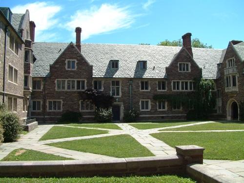 Top Five Leading Universities in the US  Princeton University