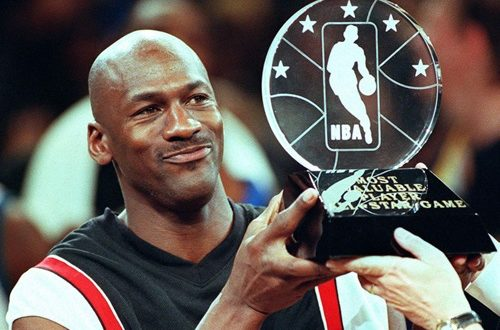Top Ten Best Basketball Players Of All Times