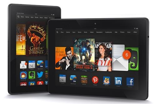 Photo of Top Ten Best Tablets On Market For 2014