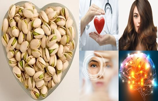 Photo of Top Ten Health Benefits Of Pistachios