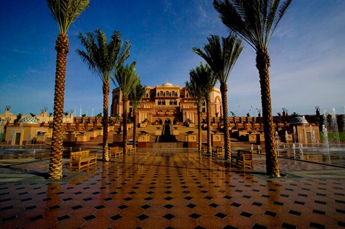 Top Ten Most Luxurious Hotels In The World