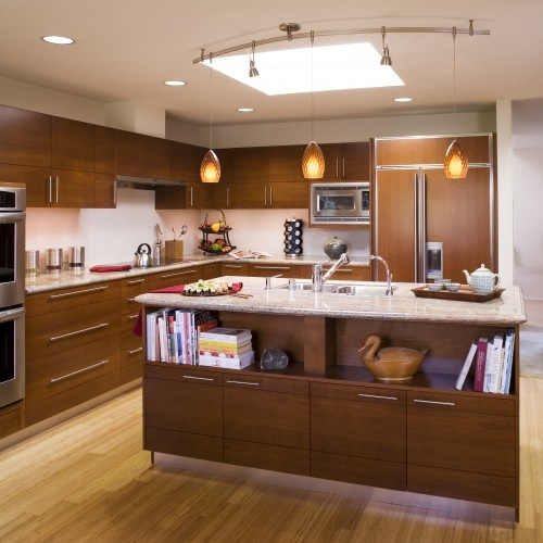 Photo of Warm Oriental Kitchens Interior Design