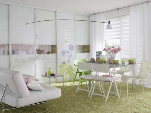 4Tricks to Decorate Living Room and Dining Room Combo