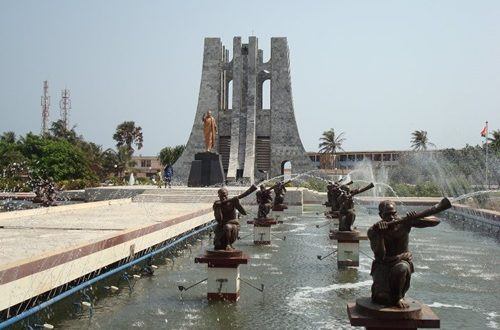 5 Must-See Sites in Ghana