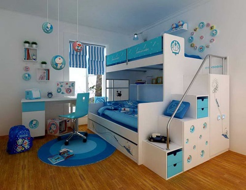 Photo of 7 Tips for Decorating Your Kid's Bedroom Splendidly