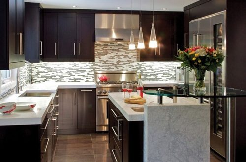 Amazing Ideas for Your Kitchen Interior Design  4