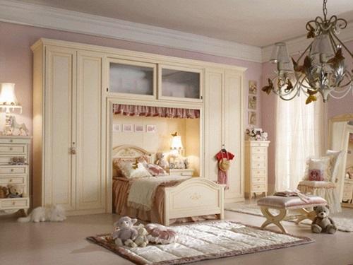 Creative Kids Bedroom Storage Solutions