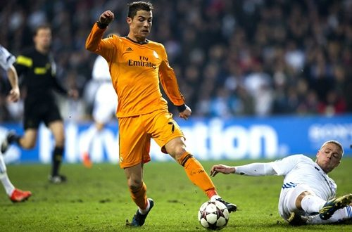 Cristiano Ronaldo Top Ten Best Goals Of 2013 2014 Season