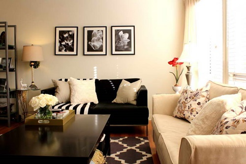 Fantastic Ideas for Decorating a Small Living Room