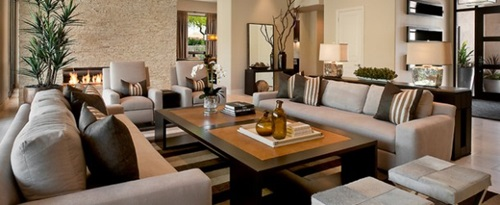 Gorgeous Tips for arranging living room furniture