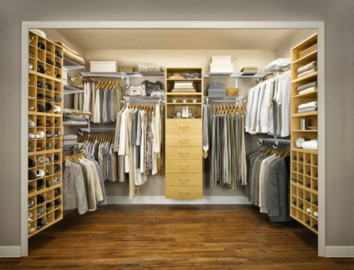 Photo of Great Ideas for Multifunctional Master Bedroom Closets