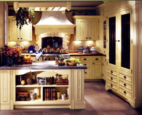 How To Create a Shabby Chic Kitchen With Simple Ways & spendind the leat cost