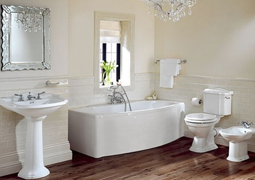 Photo of How to Apply A Brilliant Bathroom Theme