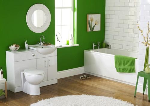 How to Apply A Brilliant Bathroom Theme