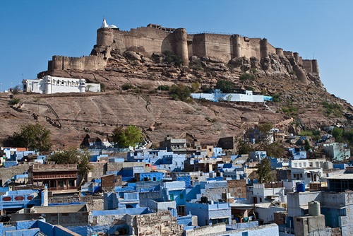 Jodhpur – The Charming Blue City of Rajasthan