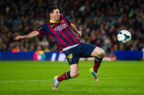 Photo of Lionel Messi Top Ten Best Goals For Season 2013-2014