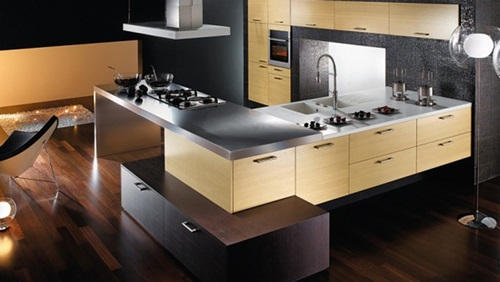 Luxurious Modern Kitchen Designs