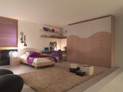 Some Ideas for Decorating Teen Girl's Bedroom