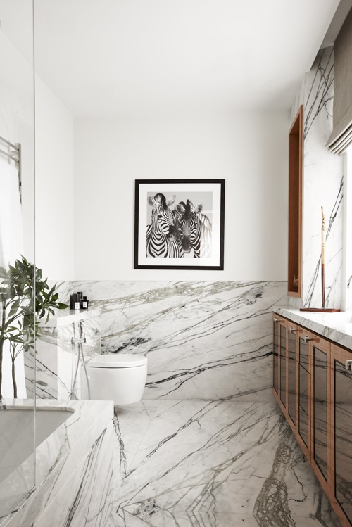 Step 1, 2, 3 and how fantastic your bathroom will be