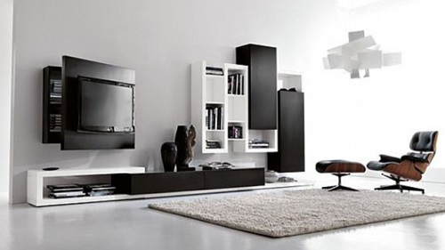 Stylish and Functional TV-Audio Furniture