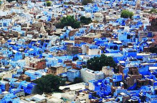 The Majestic Colors of Jodhpur