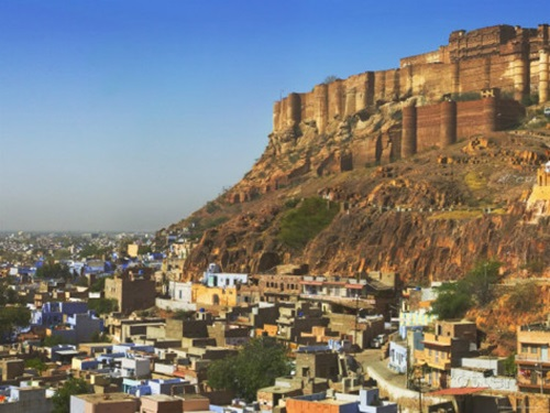 The Majestic Colors of Jodhpur