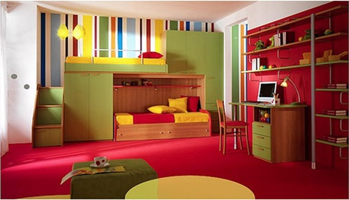 Tips to Choose Fascinating Kids Room Accessories