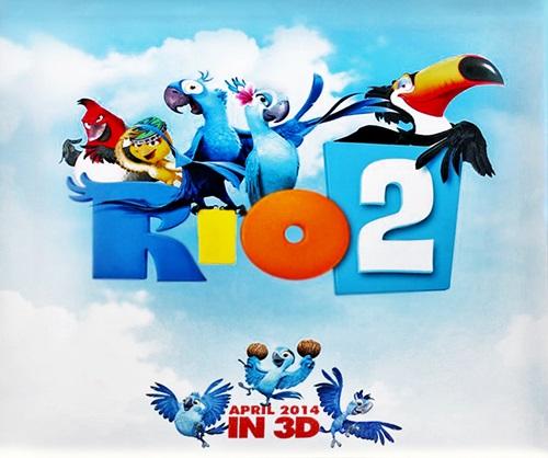 Top Ten Best 3D Movies For 2014