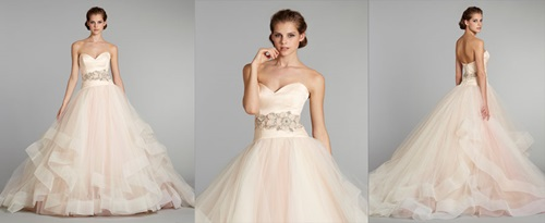 Photo of Top Ten Most Catchy Western Wadding Dress Design For 2014