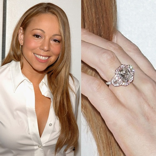 Top Ten Most Expensive Celebrity Rings