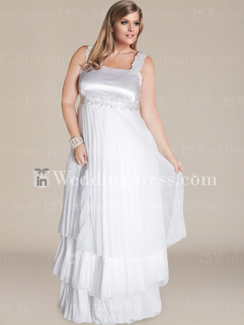 Top Ten Tips To Consider  For Plus Size Wedding Dress Shopping
