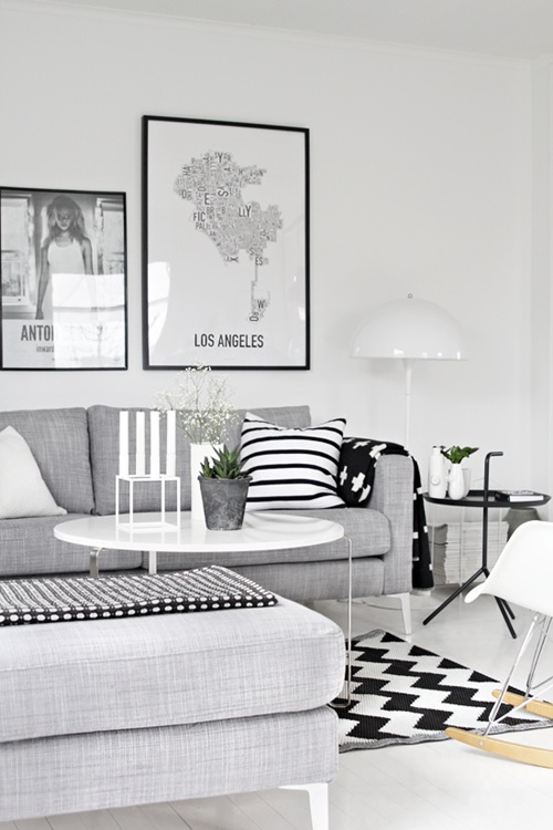 Useful Ideas to Design a Swedish Living Room