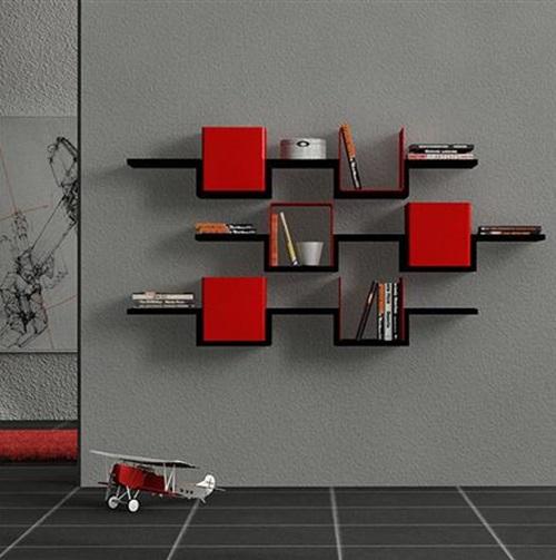 Wall Shelving Ideas